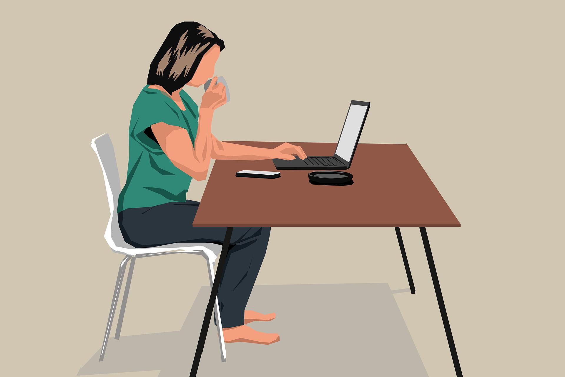 每天久坐6小时等于慢性自杀?别再一直坐着了!