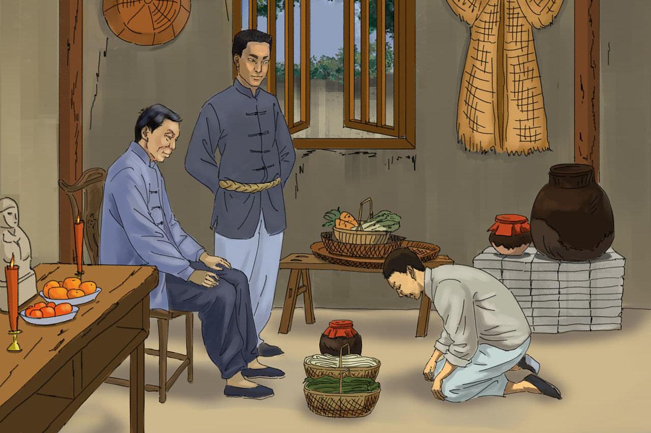 你知道古人是如何学习中医的吗?