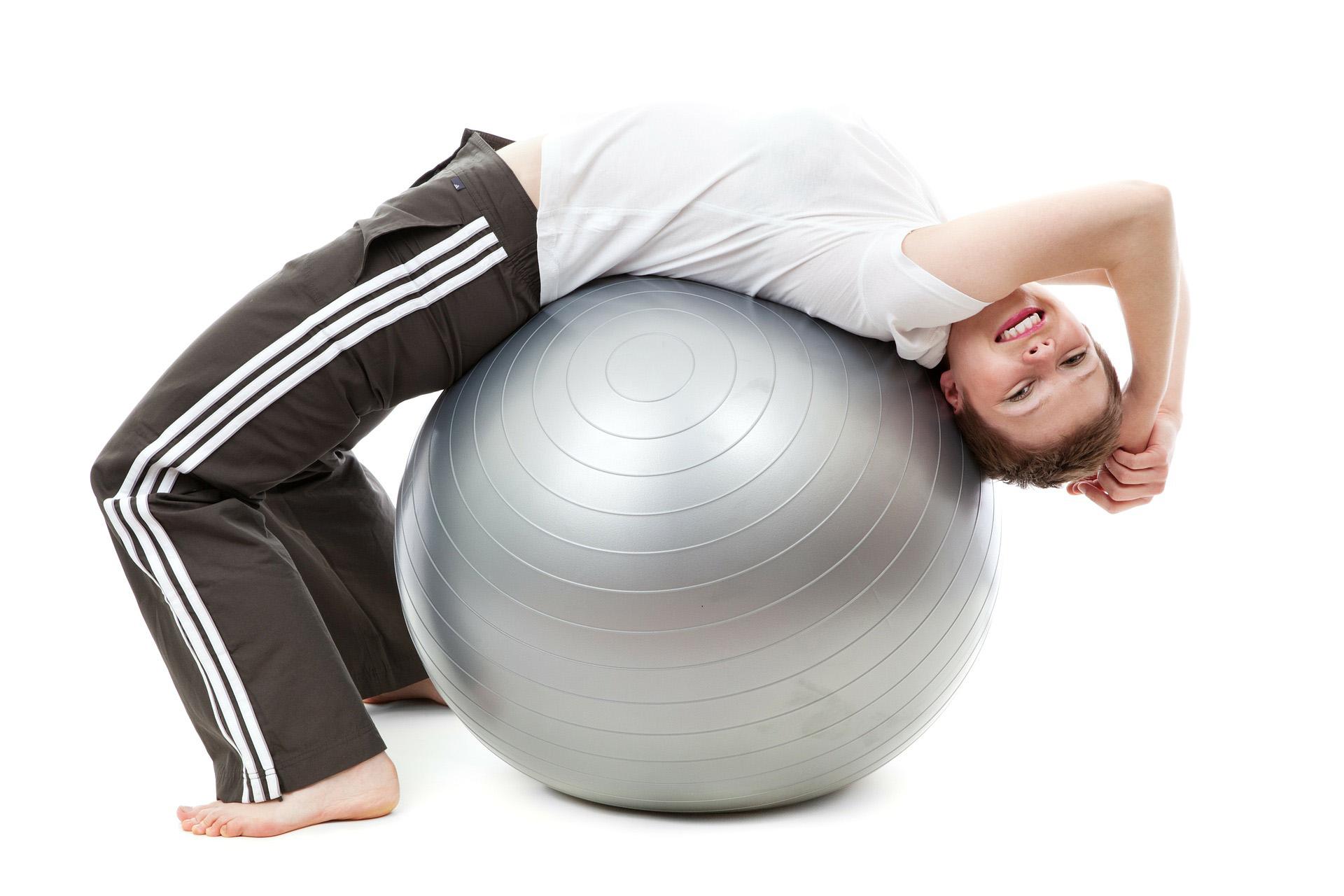 瑜伽球使用的时候,需要注意6大点问题