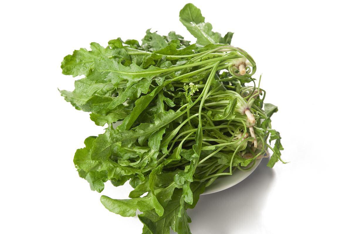 荠菜:补钙食物排名前5的唯一的一种蔬菜