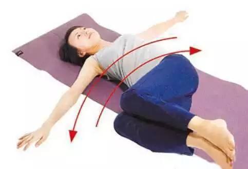 2招快速收腹!教你瑜伽减肥瘦肚子!