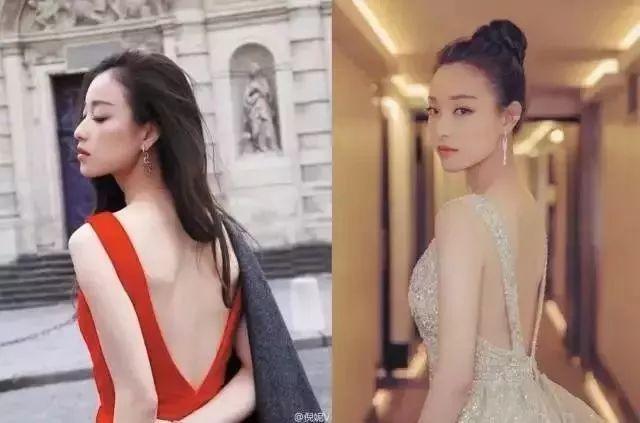 61岁的杨丽萍背部超美,背部其实是你身形是否好看的关键