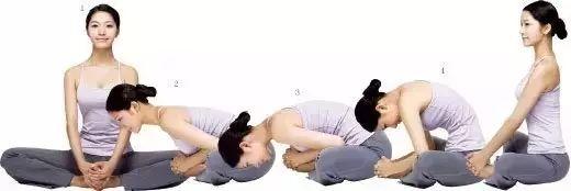 5个神奇的瑜伽体式,出人意料的理疗效果!