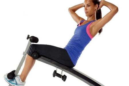 仰卧板瘦哪里?用仰卧板出现腰疼怎么办?