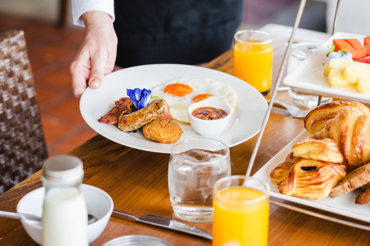 不吃早饭问题也不大?但最好还是要吃