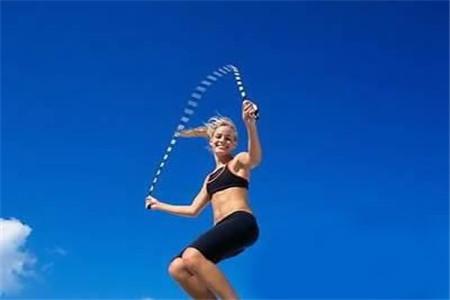 跳绳可以减肥吗?有什么方法?