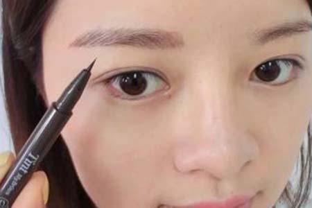 画眉很重要,眉毛这样化让你气场十足!
