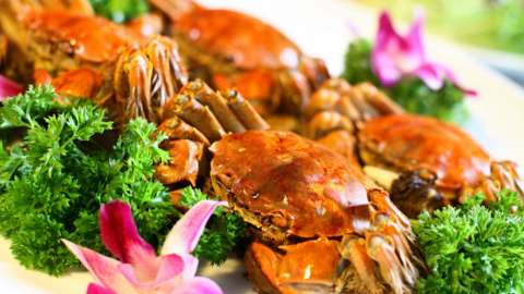 吃螃蟹有什么门道?螃蟹这四个部位不能吃