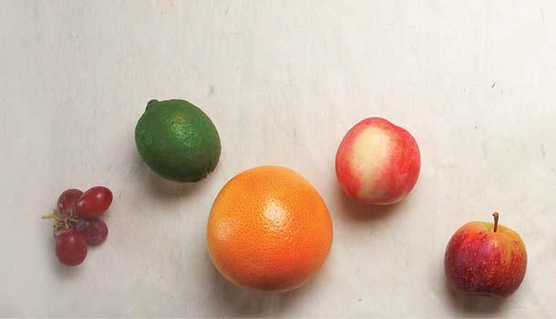 水果养生法帮你搞定13个小毛病!
