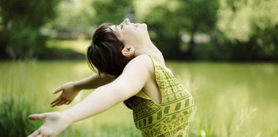 学会释放压力 每天都做全新的自己!