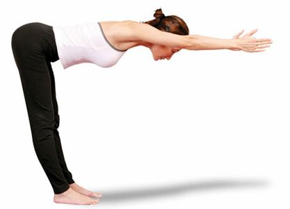 身体僵硬?试试瑜伽屈伸展式来缓解!