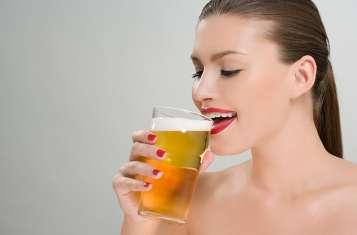 女人喝啤酒这6个好处你一定要知道!