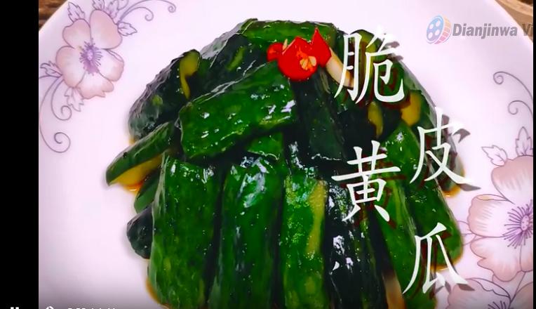 用这个方法腌黄瓜,5斤黄瓜不够吃,又鲜又嫩嘎嘣脆,值得收藏