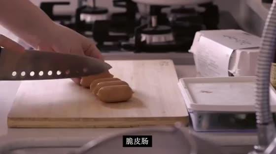 不想炒菜怎么办?做一份蛋炒饭,美味可口!