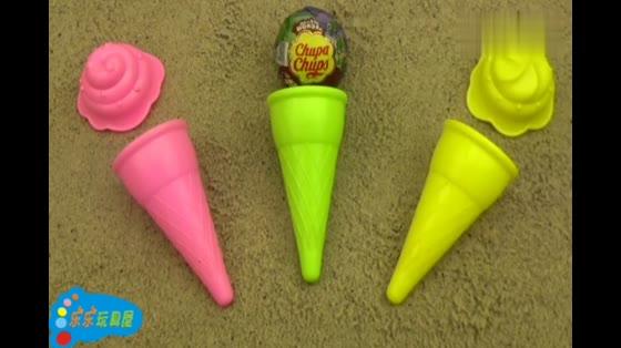 DIY百变创意冰淇淋儿童玩具,激发宝宝想象力!