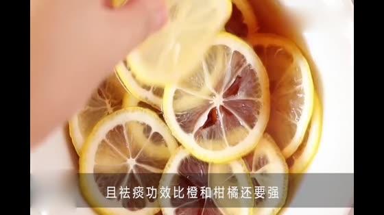 柠檬泡水,不只仅提升免疫力,还有意想不到的好处