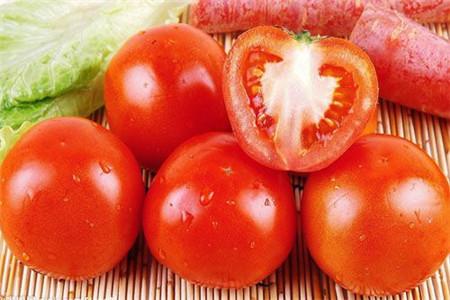 西红柿对女人有哪些功效?生吃还是熟吃好?