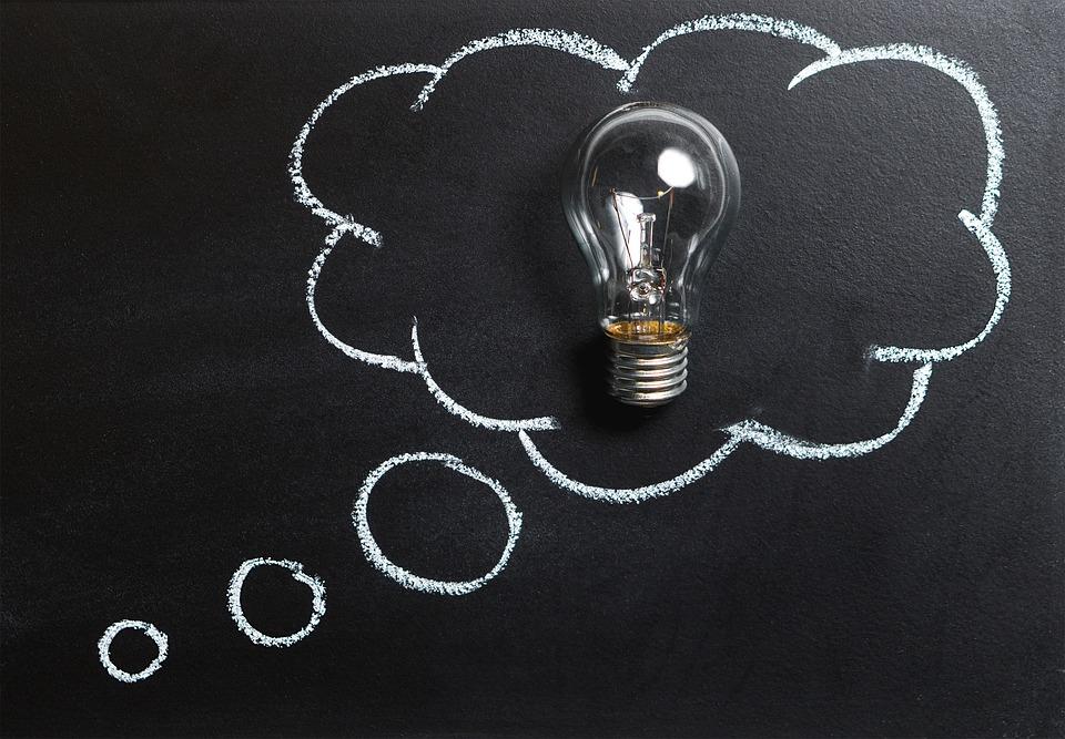 创造力是行动而不仅仅是想法