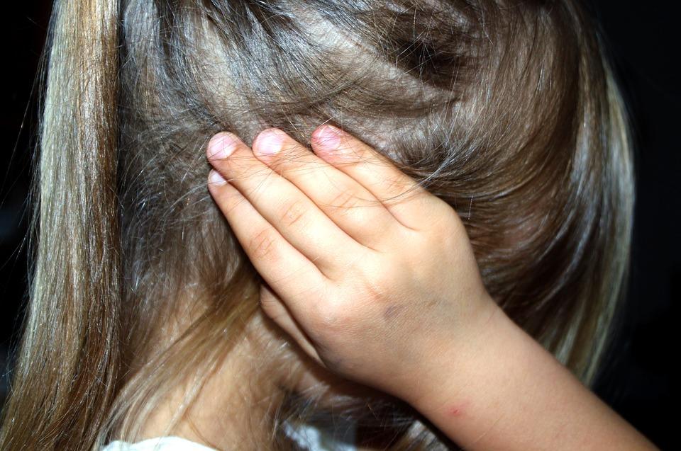 儿童遭受家庭暴力的影响