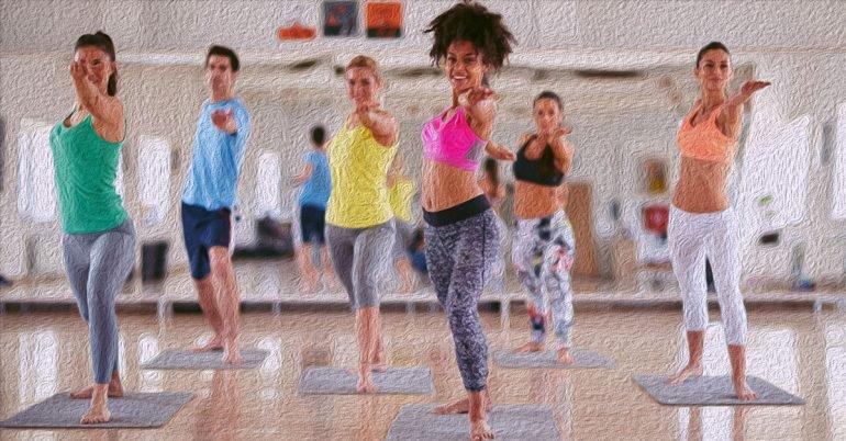 热瑜伽对您有好处吗?