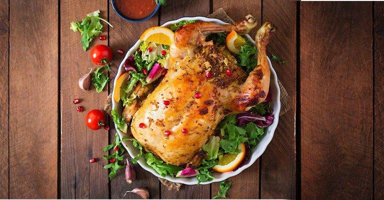 吃鸡皮的好处以及如何使食物更健康
