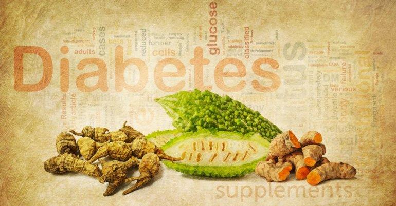 膳食补充剂可控制糖尿病