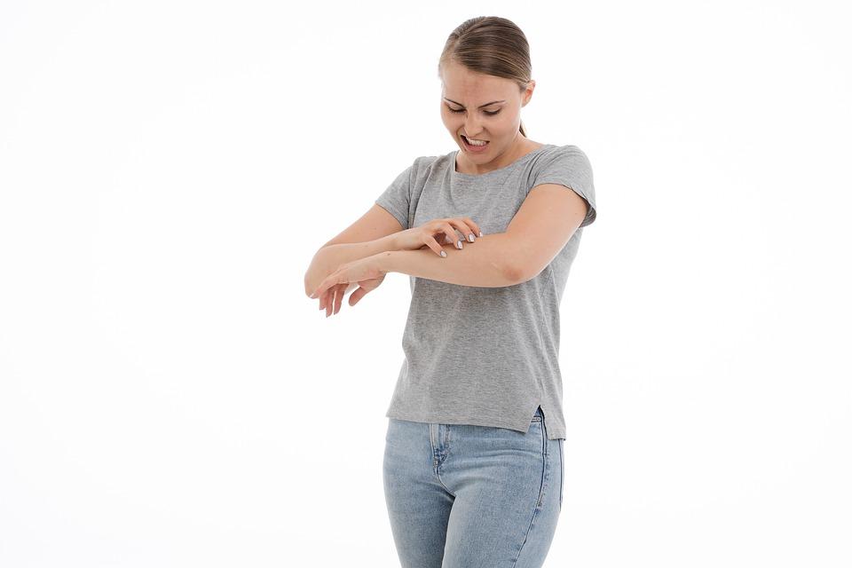 为什么运动时皮肤会瘙痒?