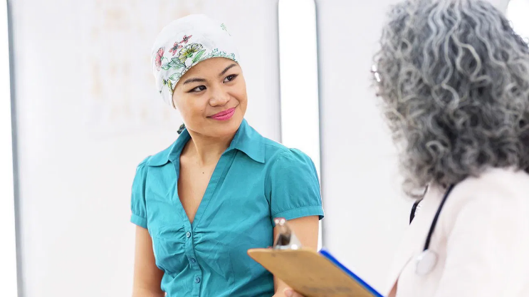 患有乳腺癌的女性为什么要进行基因检测?