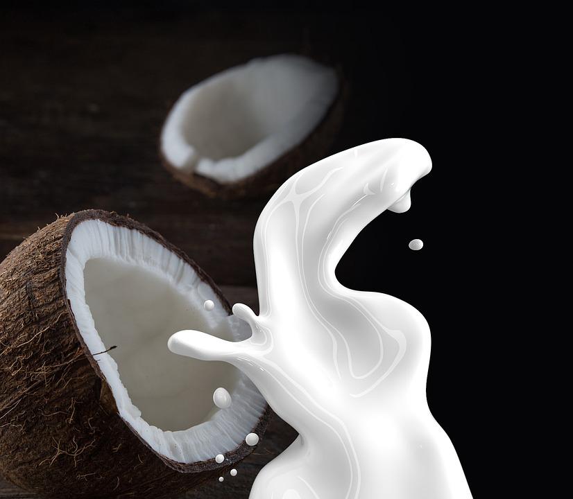 椰子奶对婴儿的营养益处