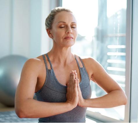 这些深呼吸练习将帮助您缓解压力