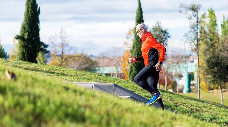 少量的跑步也能将死亡风险降低